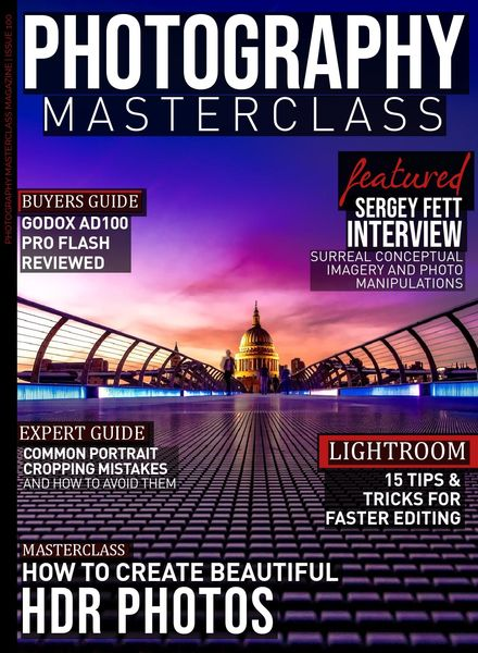 Photography Masterclass – Issue 100 – April 2021