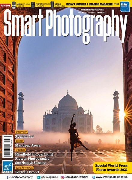 Smart Photography – May 2021