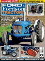 Ford & Fordson Tractors – Issue 103 – June-July 2021