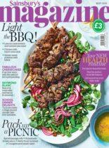 Sainsbury's Magazine – May 2021