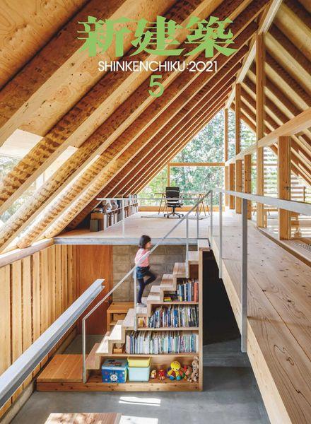 Shinkenchiku – 2021-05-01