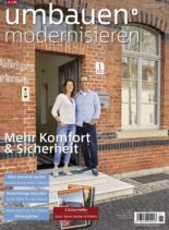 Umbauen + Modernisieren – 28 April 2021