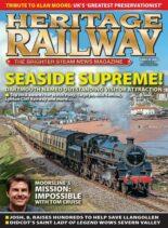 Heritage Railway – May 14, 2021