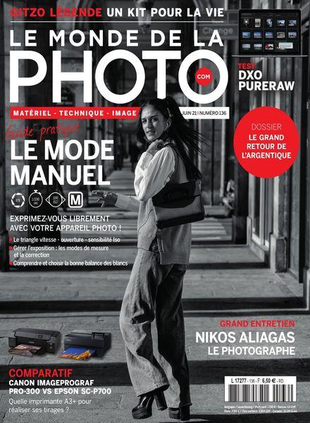 Le monde de la photo – Juin 2021