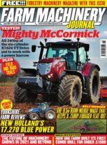 Farm Machinery Journal – Issue 86 – June 2021