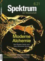 Spektrum der Wissenschaft – 15 Mai 2021