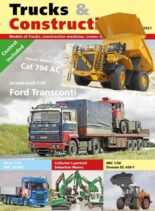 Trucks Construction – Mai 2021