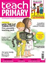 Teach Primary – May 2021