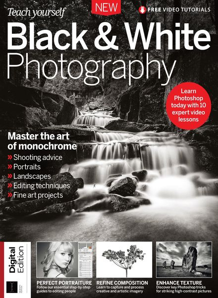 Teach Yourself Black & White Photography – May 2021