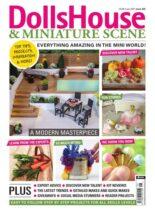 Dolls House & Miniature Scene – June 2021