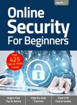 Online Security For Beginners – 20 May 2021