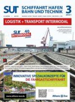 Schiffahrt Hafen Bahn und Technik – April 2021
