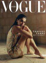 Vogue India – May 2021