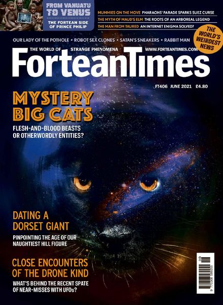 Fortean Times – June 2021