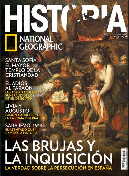 Historia National Geographic – junio 2021