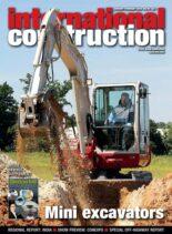 International Construction – January-February 2020