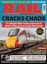 Rail – May 19, 2021