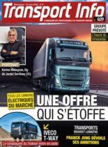 Transport Info – 14 Mai 2021