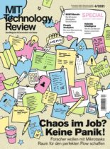 Technology Review – 20 Mai 2021