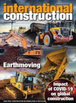 International Construction – April 2020
