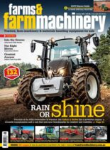 Farms and Farm Machinery – May 2021
