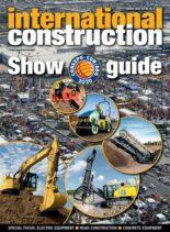 International Construction – March 2020