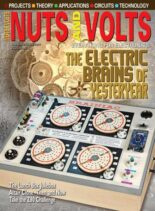 Nuts and Volts – Isuue 4 2020
