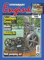 Stationary Engine – July 2021