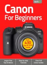 Canon For Beginners – May 2021