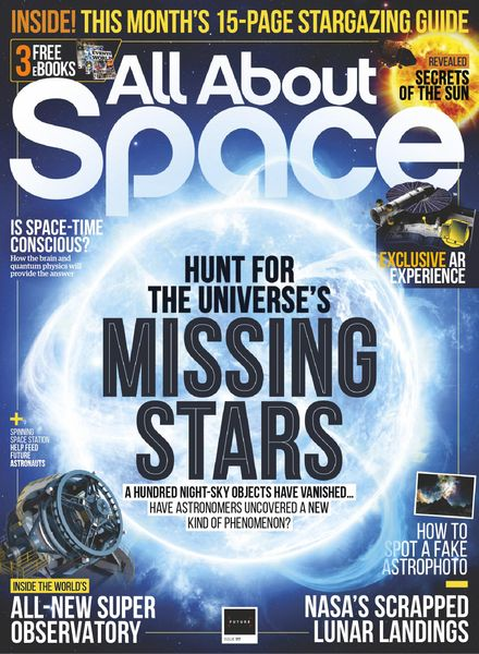 All About Space – May 2021