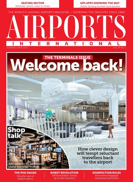 Airports International – Summer 2021