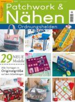 Patchwork & Nahen SPEZIAL – Mai 2021