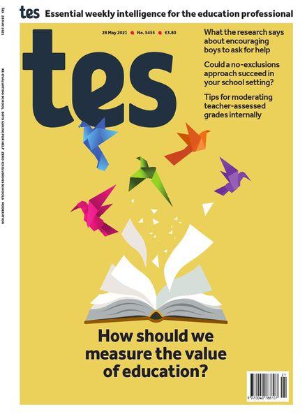 TES Magazine – May 2021