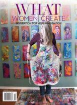 What Women Create – 27 May 2021