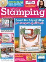 Creative Stamping – May 2021