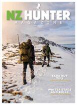 NZ Hunter – June 2021