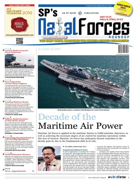 SP's NavalForces – May 2021