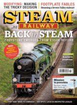 Steam Railway – 28 May 2021