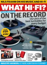 What Hi-Fi UK – July 2021