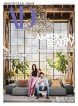 Architectural Digest USA – June 2021