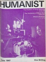 New Humanist – The Humanist, June 1967