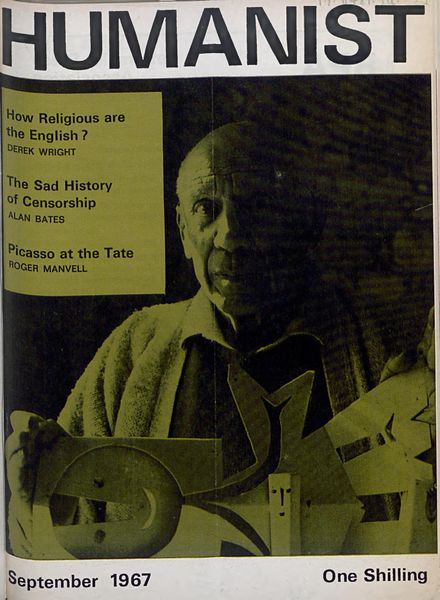New Humanist – The Humanist, September 1967