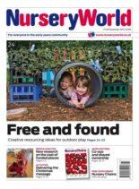 Nursery World – 17 – 30 November 2014