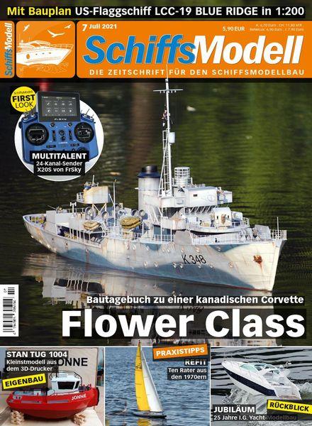 SchiffsModell – Juli 2021