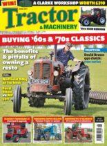 Tractor & Machinery – June 2021