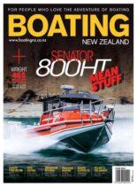 Boating New Zealand – June 2021