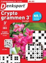 Denksport Cryptogrammen 3 bundel – 03 juni 2021