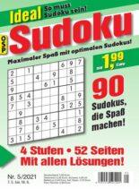 Ideal Sudoku – 7 Mai 2021