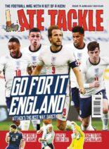 Late Tackle Football – 25 May 2021
