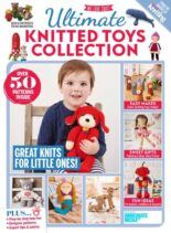 Ultimate Knitted Toys Collection – April 2021